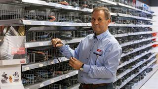 – Noen prosent forbedret virkningsgrad gir enorm energibesparelse i industrien