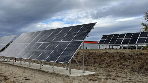 – Hadde vi hatt mer solkraft, kunne vi spart vannmagasinene i sommer