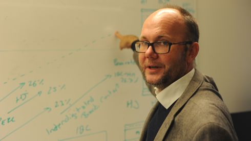 Solenergiforsker Erik Marstein mener solenergi vil få en viktig plass i det norske energisystemet.