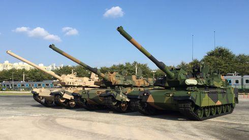 «Minimum 72 nye»: Hærsjefen forklarer hvorfor stridsvogner er så viktig