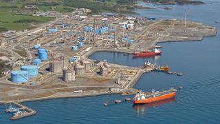Avgjørelse om mer elektrifisering kommer neste år:Kan kutte 500.000 tonn CO2 fra gassanlegget