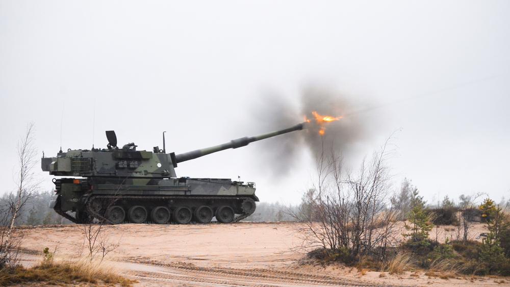 Finland kjøper flere K9 Thunder til Karelen – Norge har forlenget opsjonsavtalen om mer artilleri