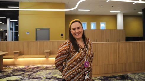 Live Johansen, prosjektleder for flyttingen til Økern Portal og kontorleder for alle Telia-kontorene i Norge.