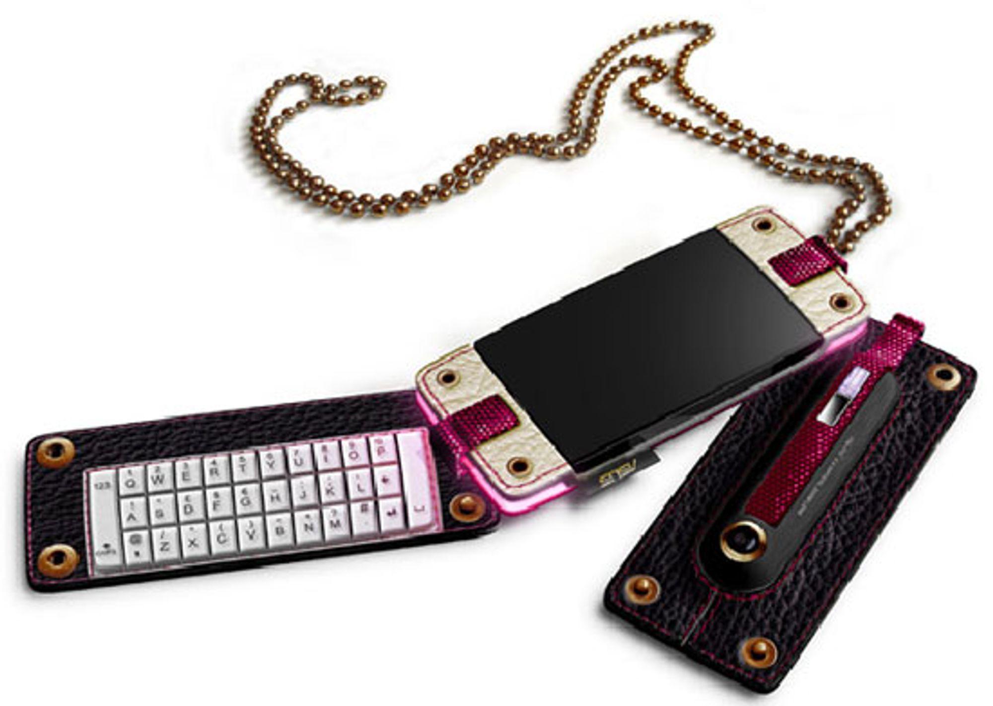 Telefonen du kan feste alle funskjoner til.
