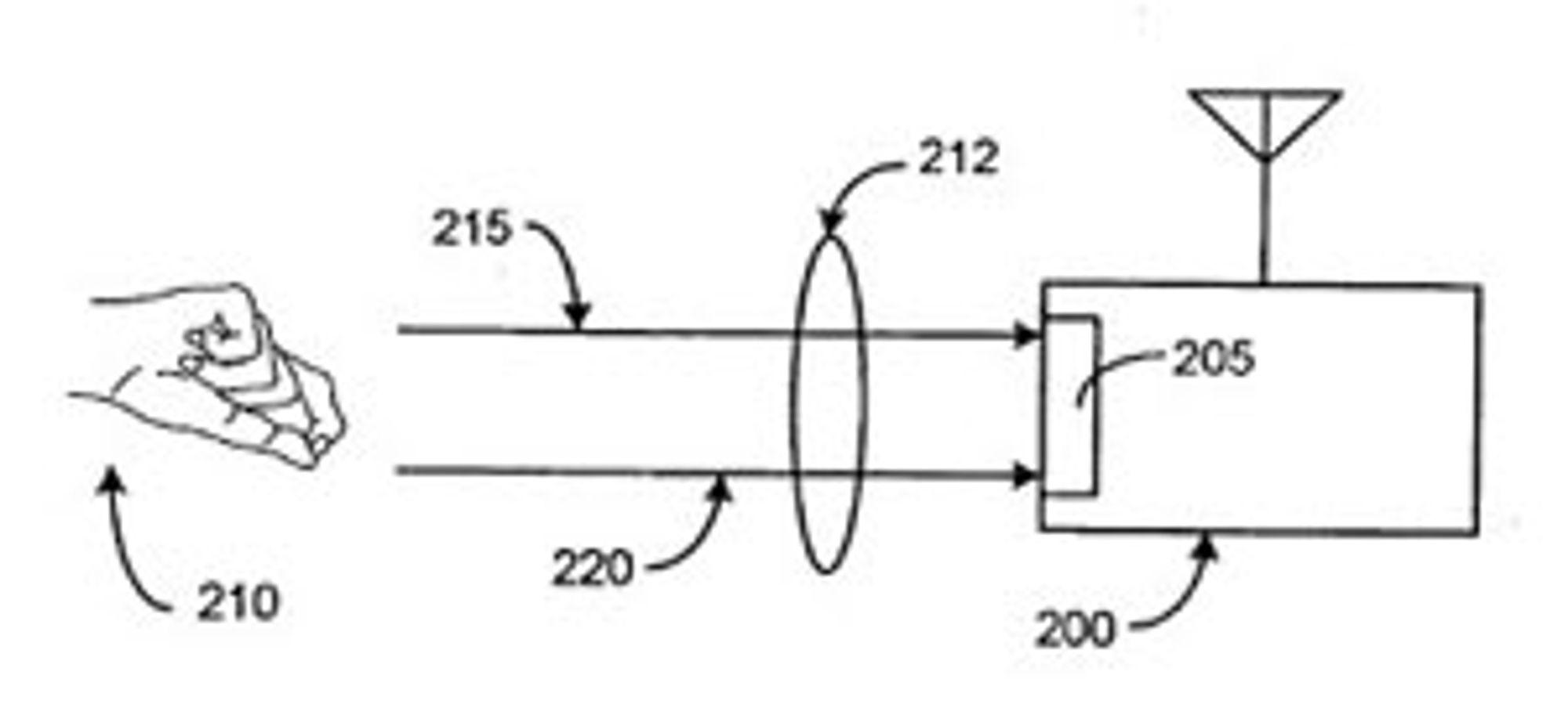 Utdrag fra patentsøknaden.