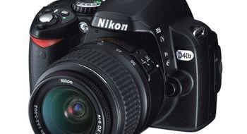 Nikon oppgraderer D40