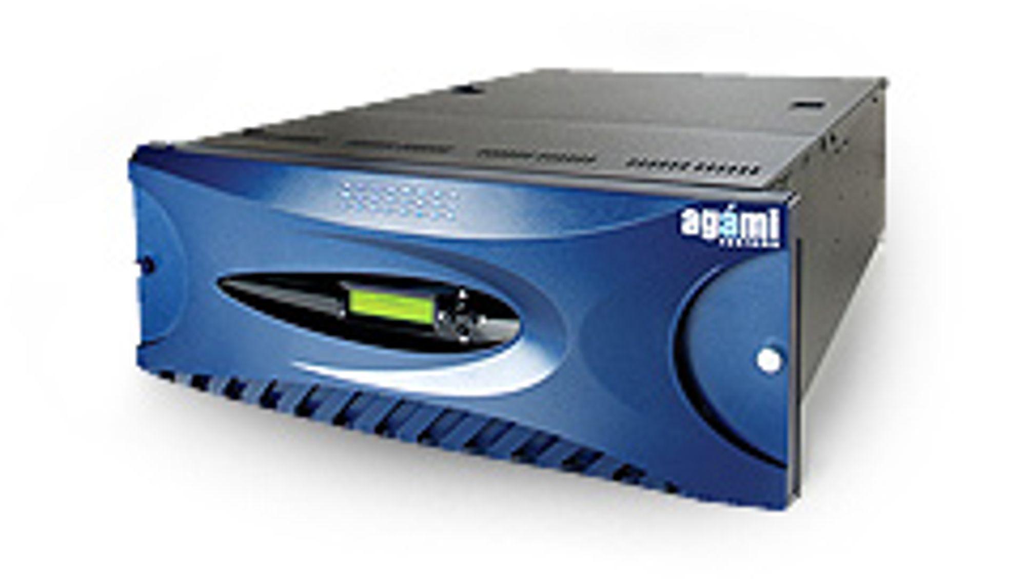 AIS 3000 - 12 TB, 4x Opteron CPU