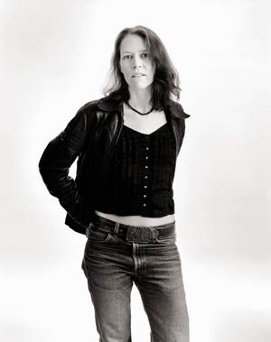 En av verdens fremst singer/songwritere, Gillian Welch. Foto: David Johnson