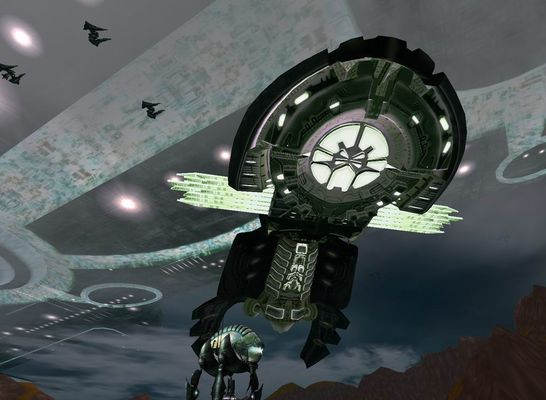 Anarchy Online: Alien Invasion
