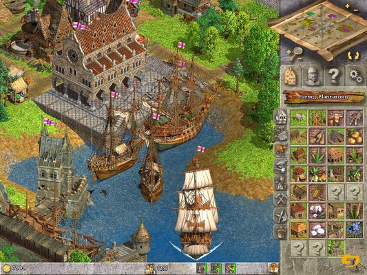Anno 1503: The New World