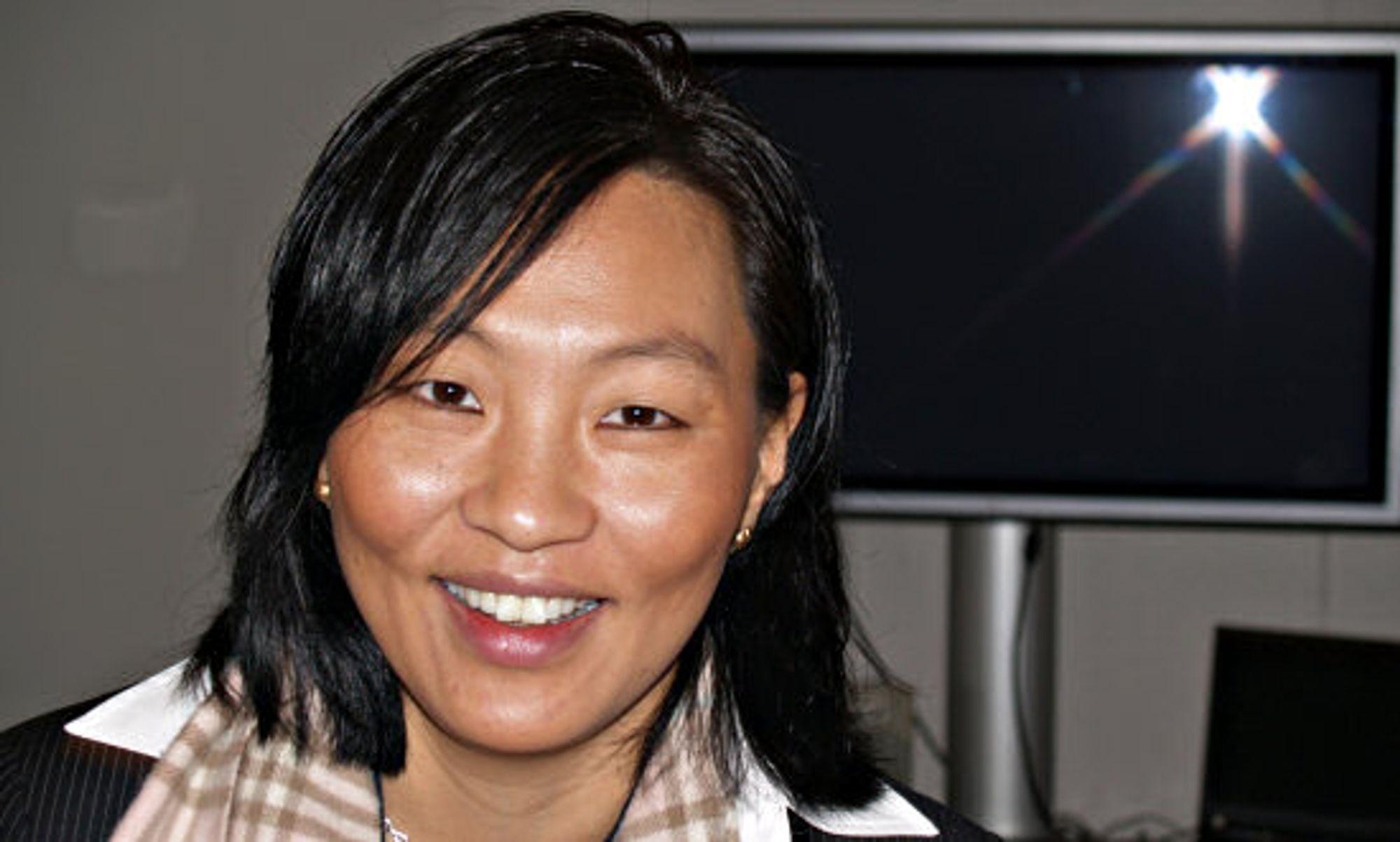 Hanne Klausen, daglig leder i Lenovo Norge