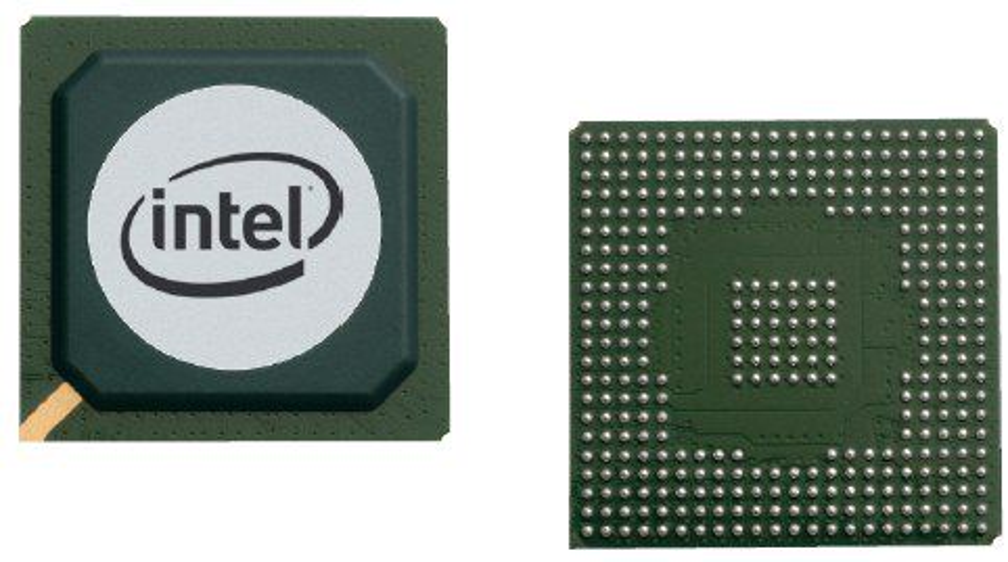 Bildet viser Intel WiMAX Connection 2250