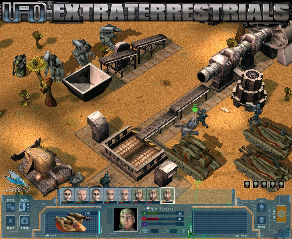 Alt om UFO: Extraterrestrials (Windows) - Gamer.