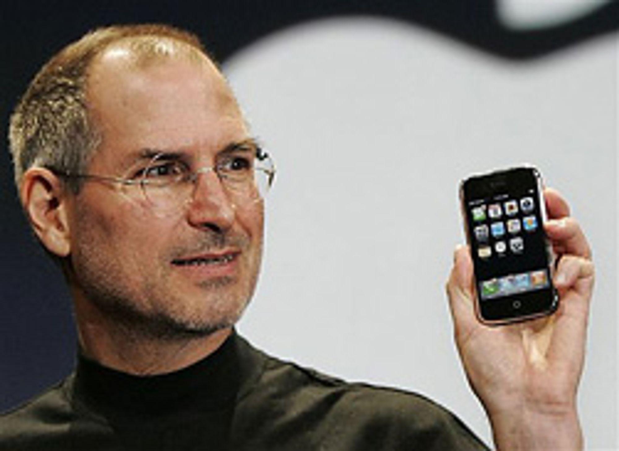 To av tre sier at de garantert ikke kommer til å kjøpe iPhone.