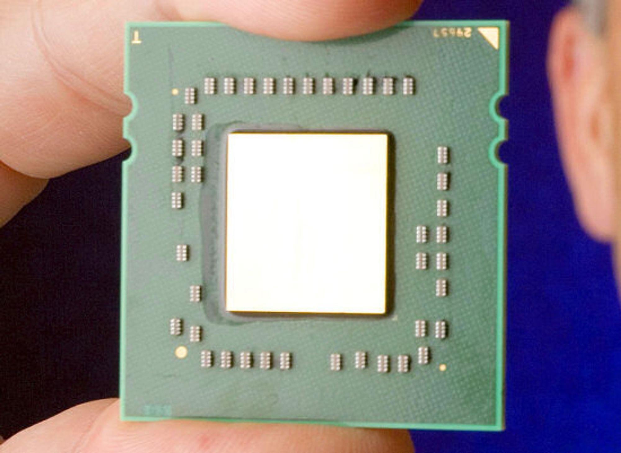 Desktop-K10 blir Phenom