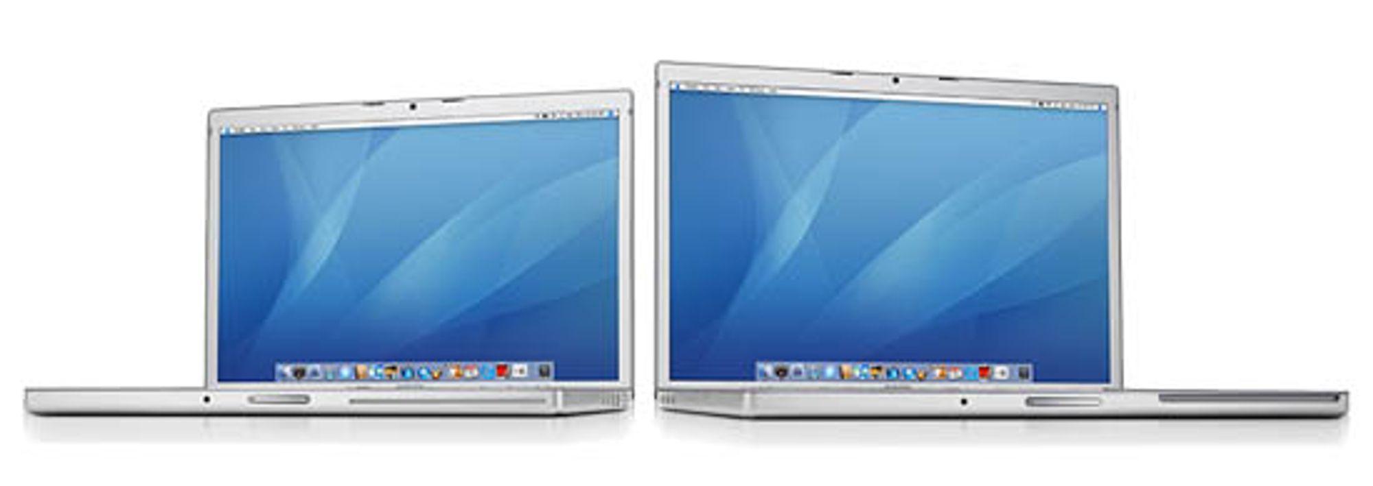 MacBook Pro først ut med Led-baklys?