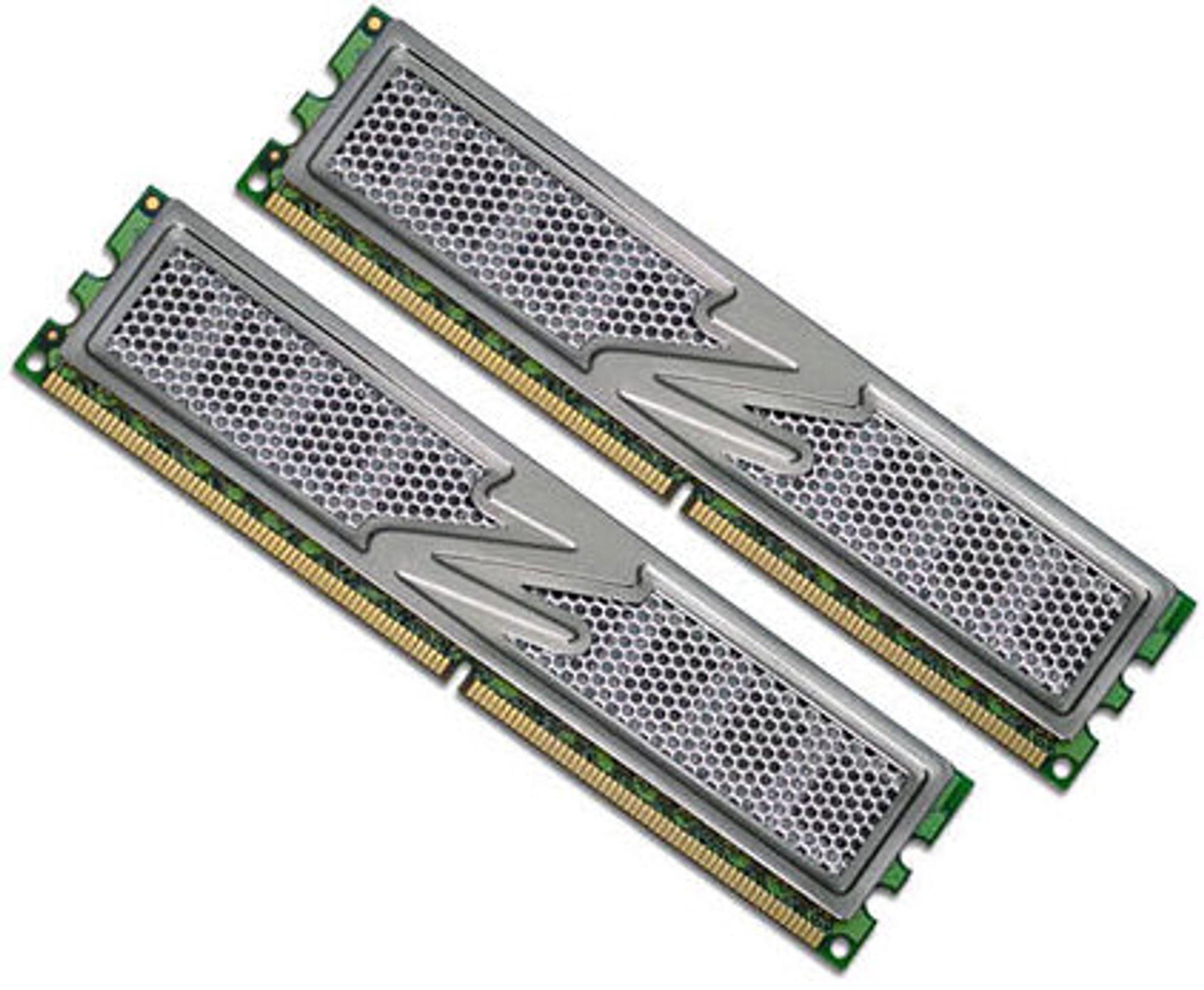 OCZ DDR2 PC2-5400 AM2 Special 4 GB Dual Channel