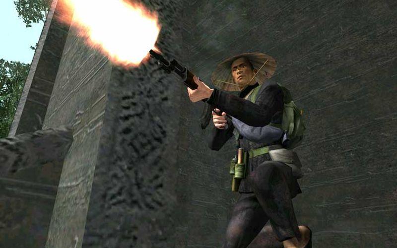 Скриншот из игры Battlefield Vietnam под номером 3. Текущий показываемый ск