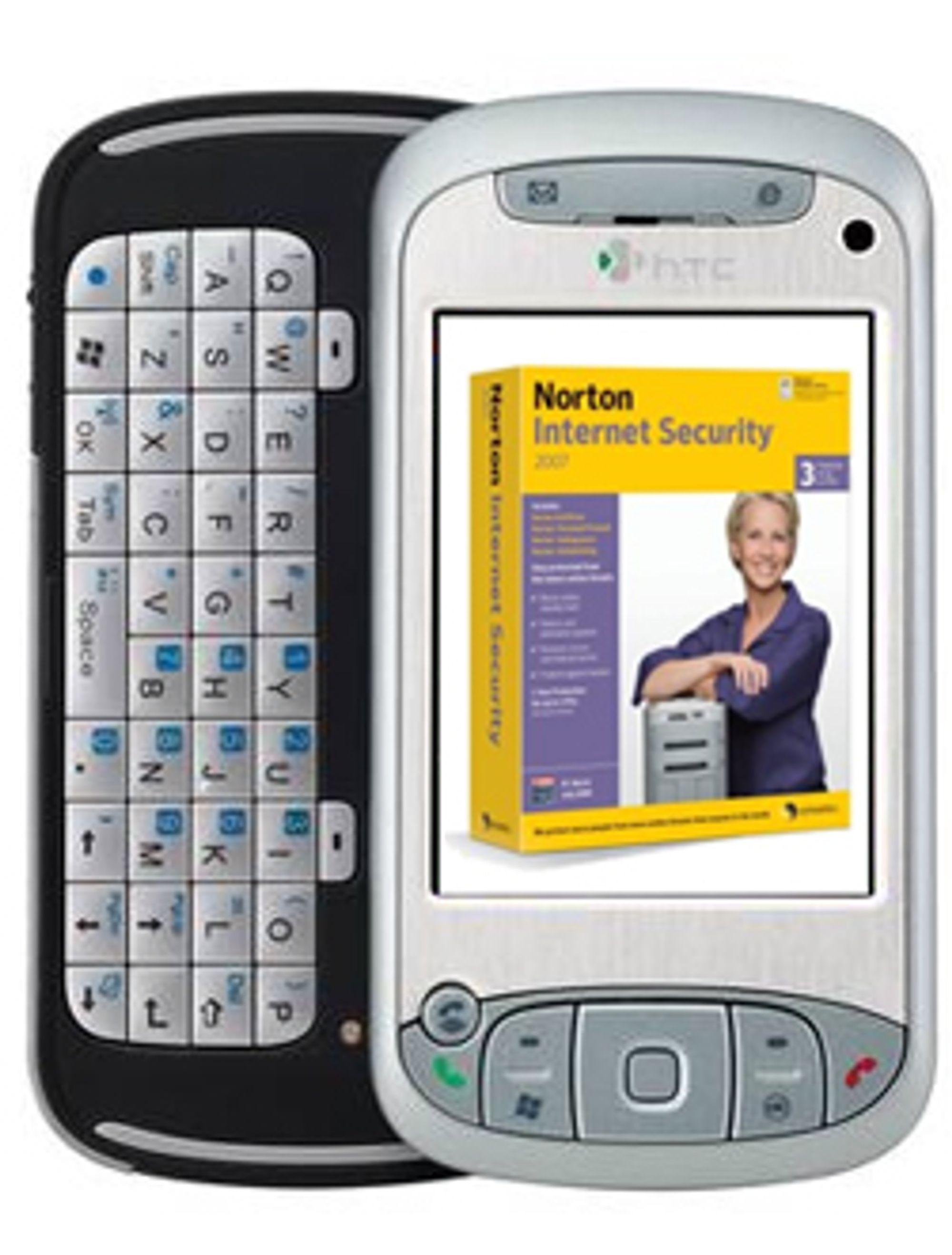 Symantecs sikkerhetspakke kommer til mobilen.