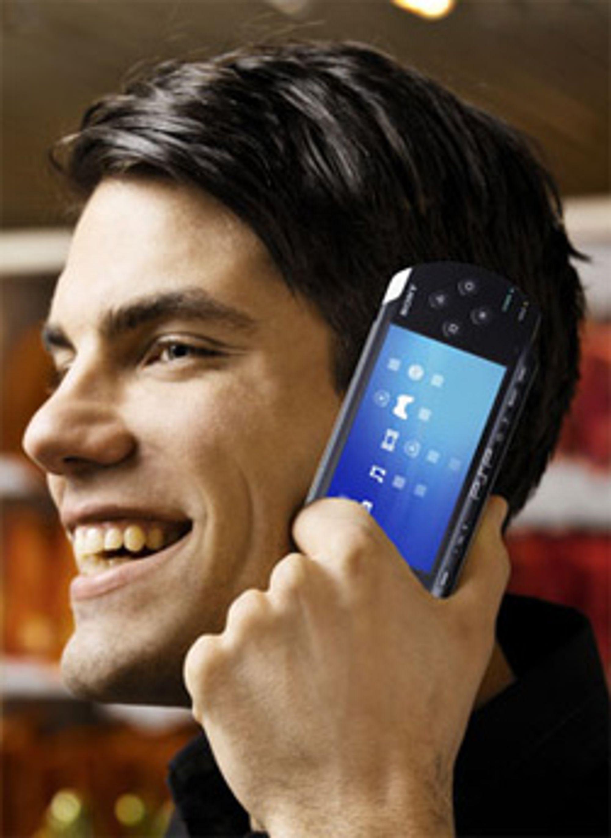 Ville du ringt med PSP? (Bilde: The Register)