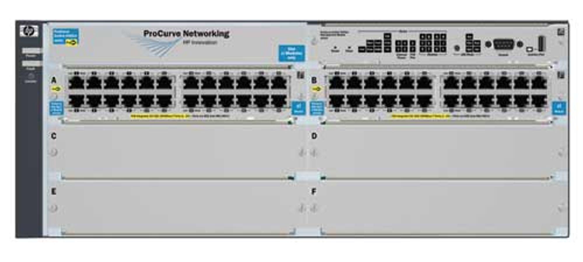HP Procurve 5406zl-48G
