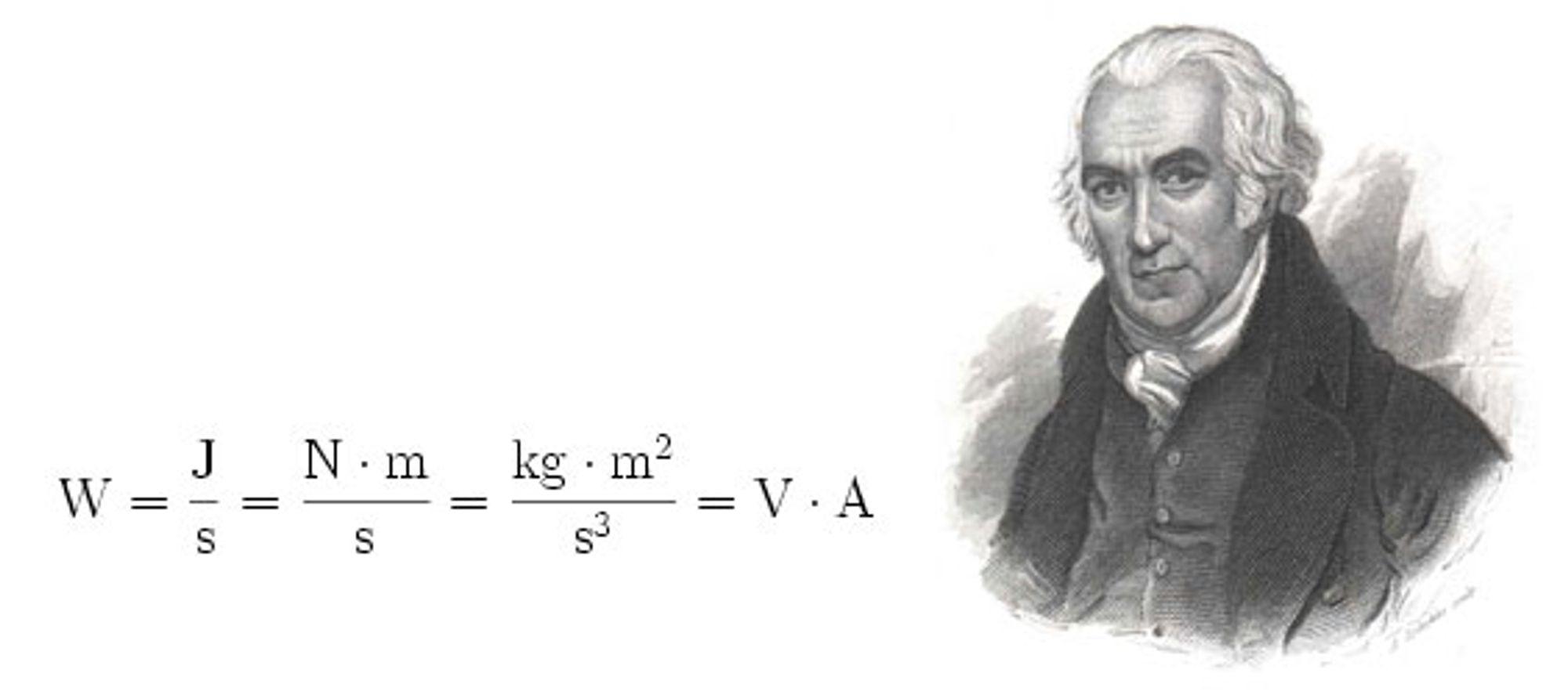 James Watt (bilde: Zenkokke)