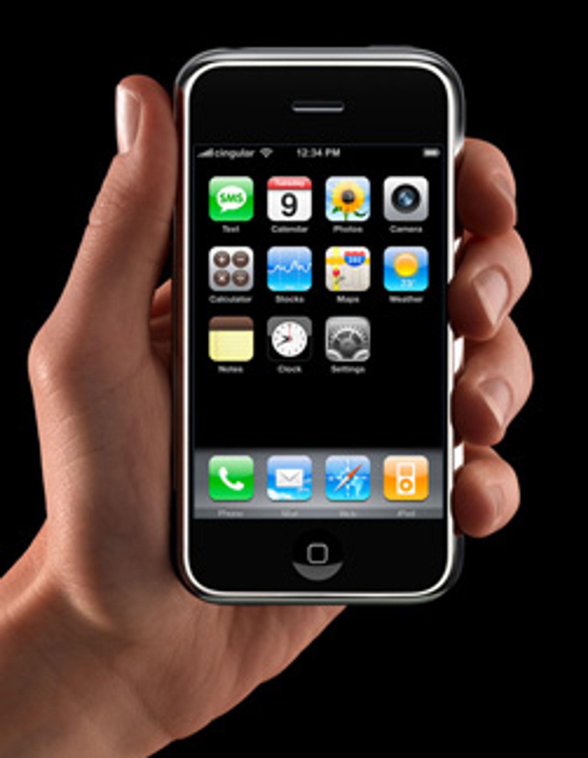Mye tyder på at du snart kan laste ned tredjepartsprogrammer til iPhone.