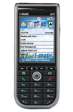 I-mate lager mobiltelefoner med Windows Mobile (Bilde: HPC.ru)