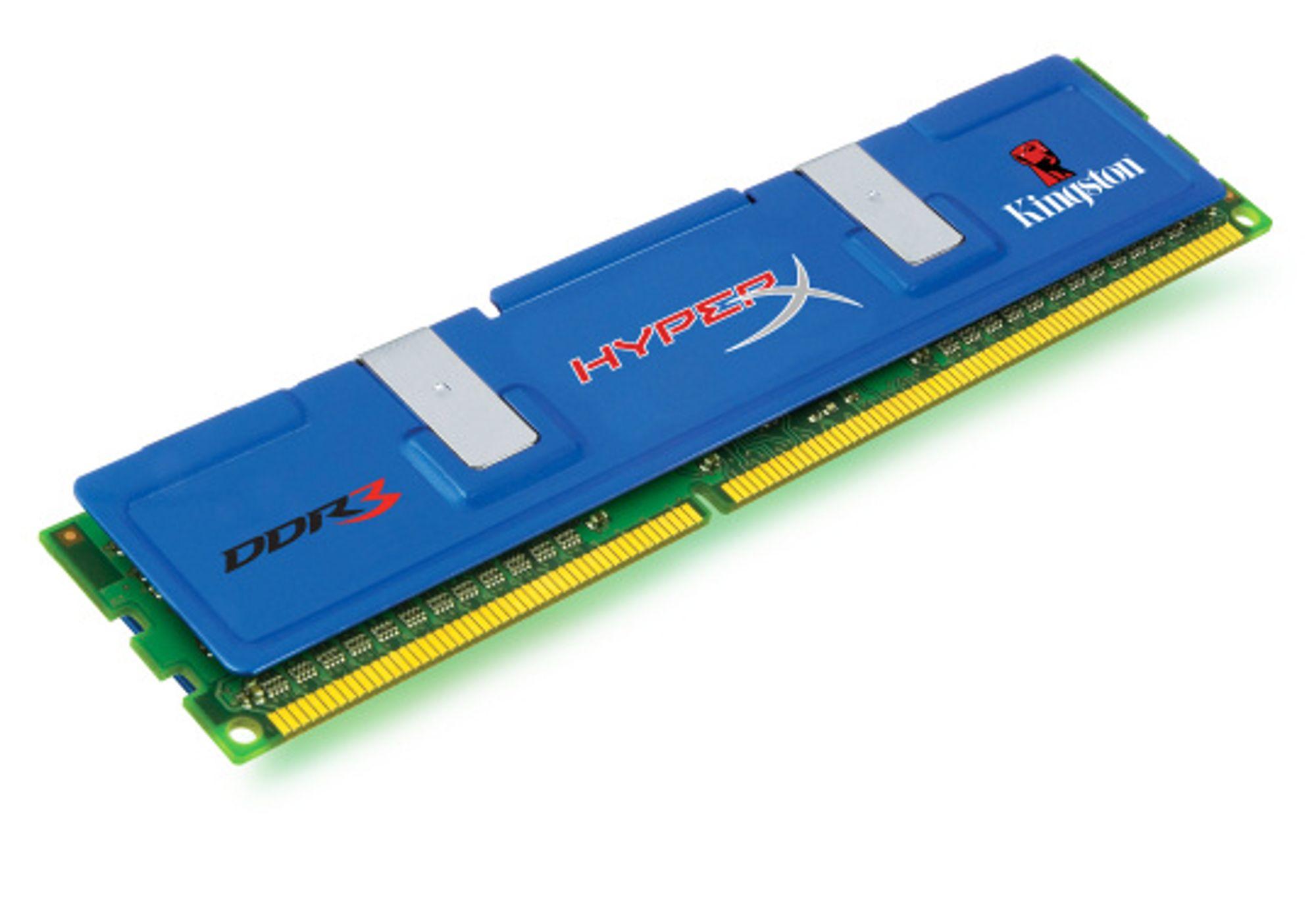 <em>DDR3 fra Kingston</em>