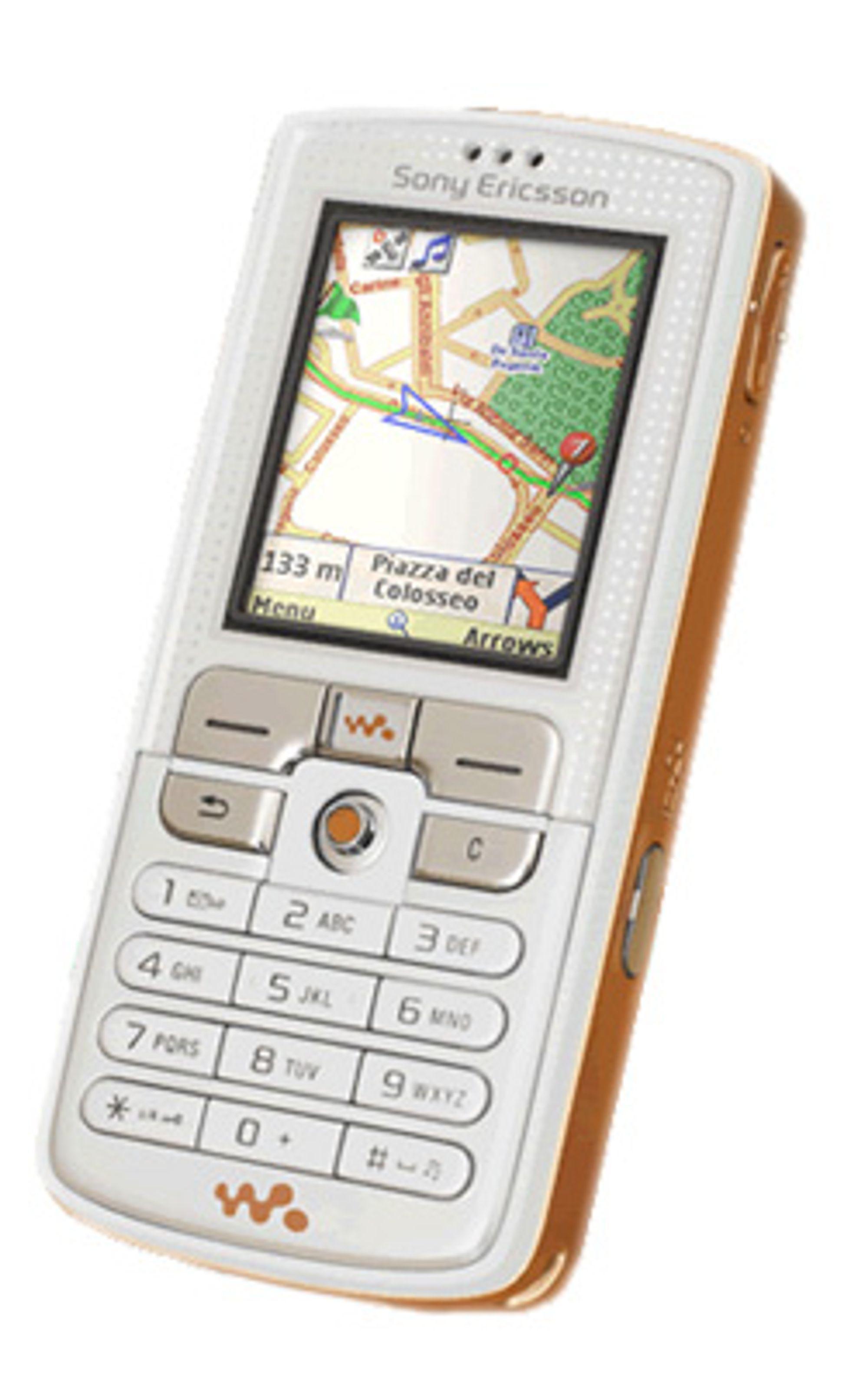 Du kan bruke GPS på alle mobiler som har java (Foto: Amaze)