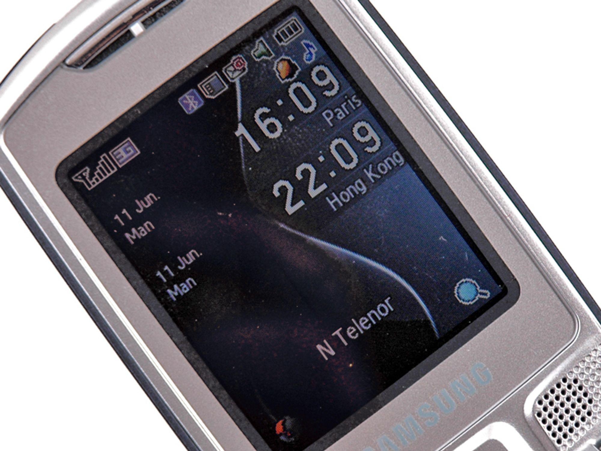 TEST: Samsung Z240 - Tek.no