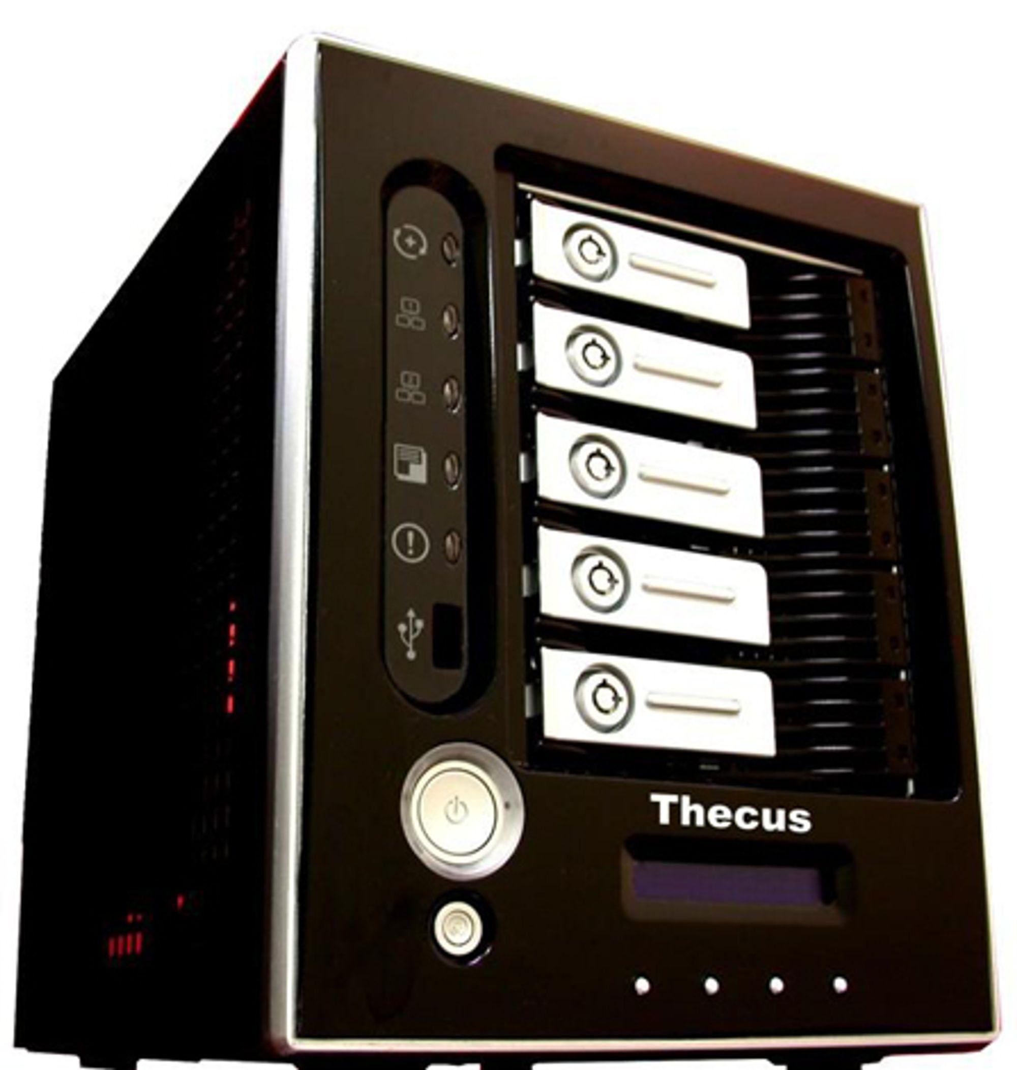 Thecus N5200 PRO
