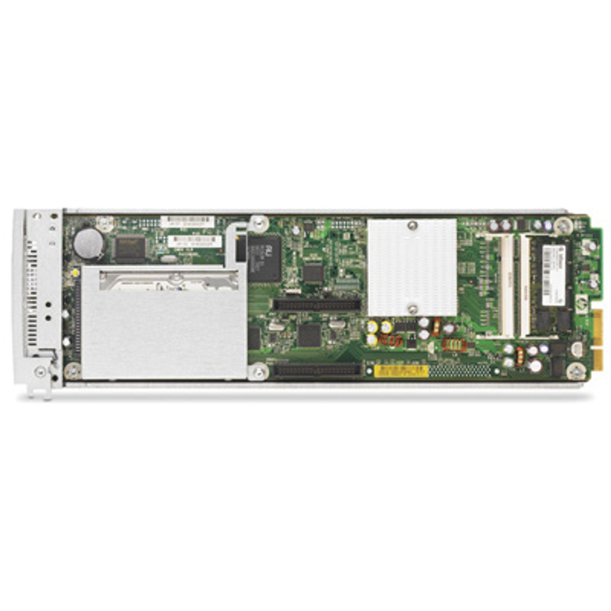 HP BladeSystem bc2000