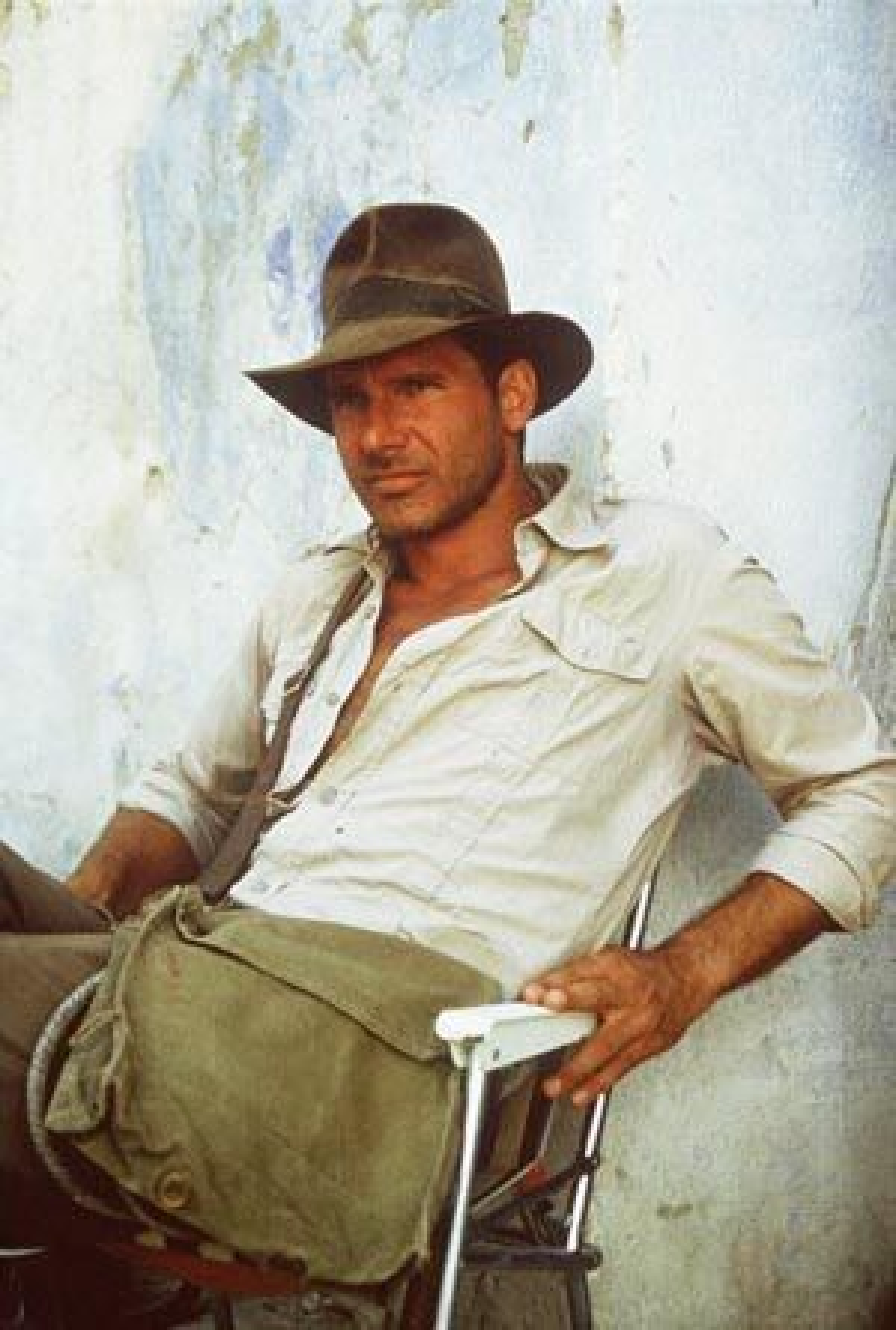Indiana Jones kommer til en kino nær deg.