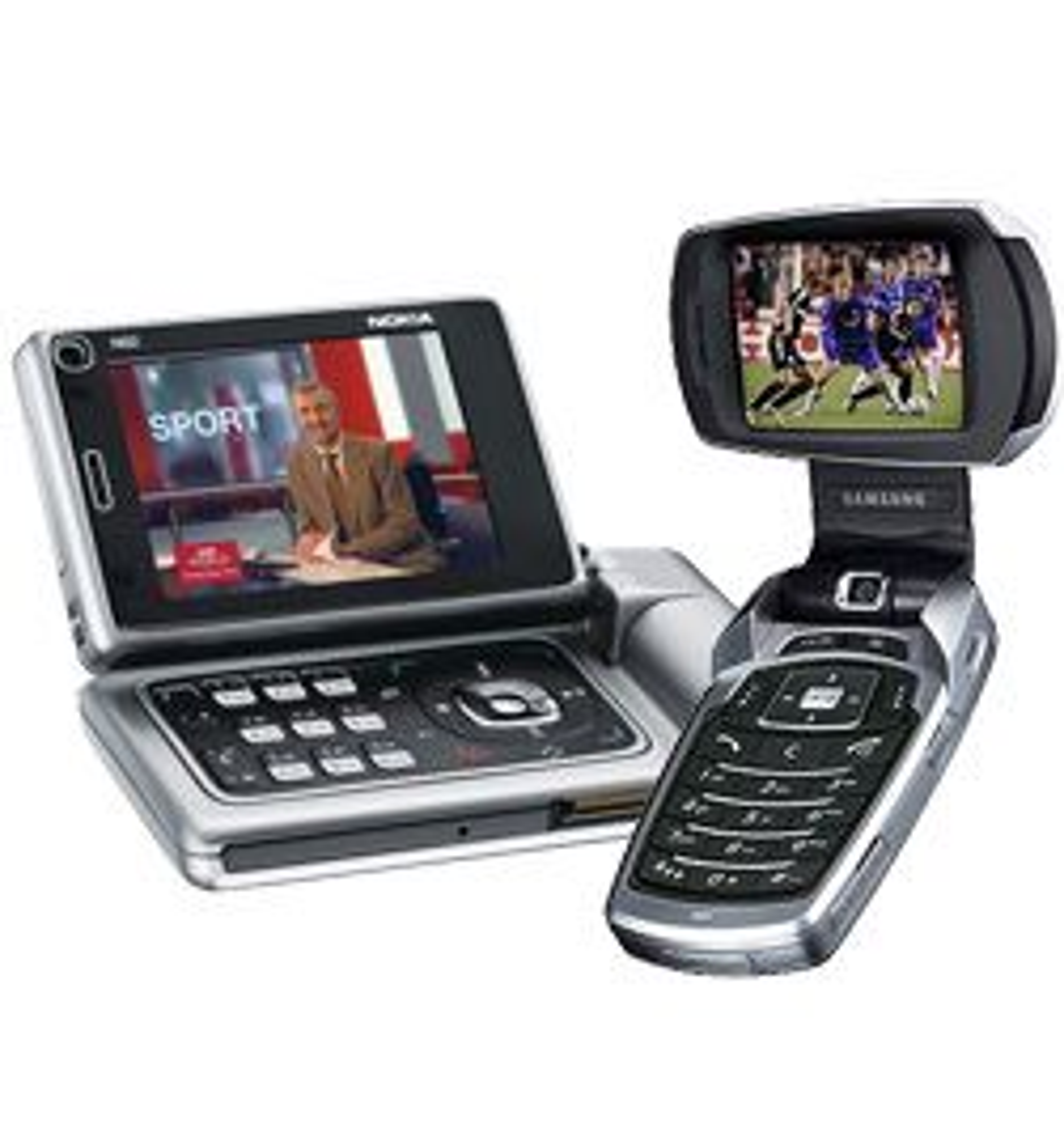 Mobil-TV har vi lenge hørt om, men aldri sett.
