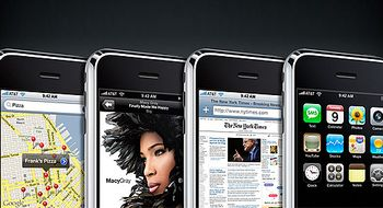 Her er de første iPhone-testene