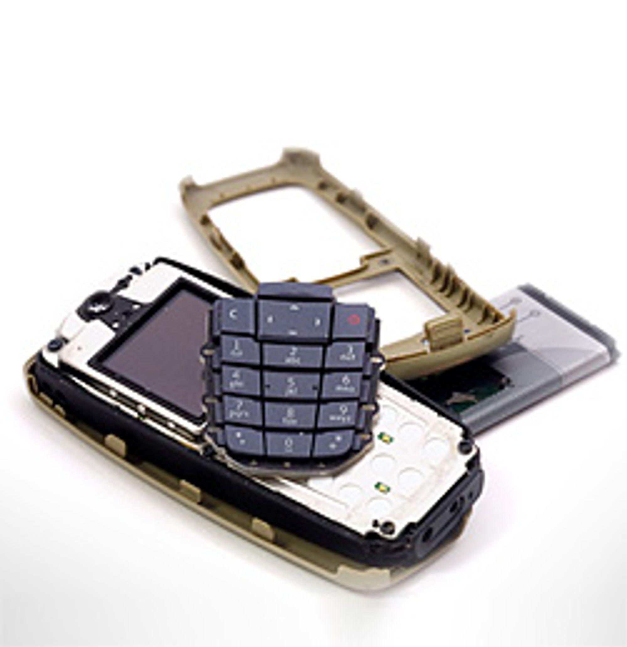 Om noe går galt, kan det også være en fordel om du har kjøpt mobilen i butikk. (Foto: Istockphoto / Don Bayley)