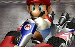 Mario Kart Wii i 2008