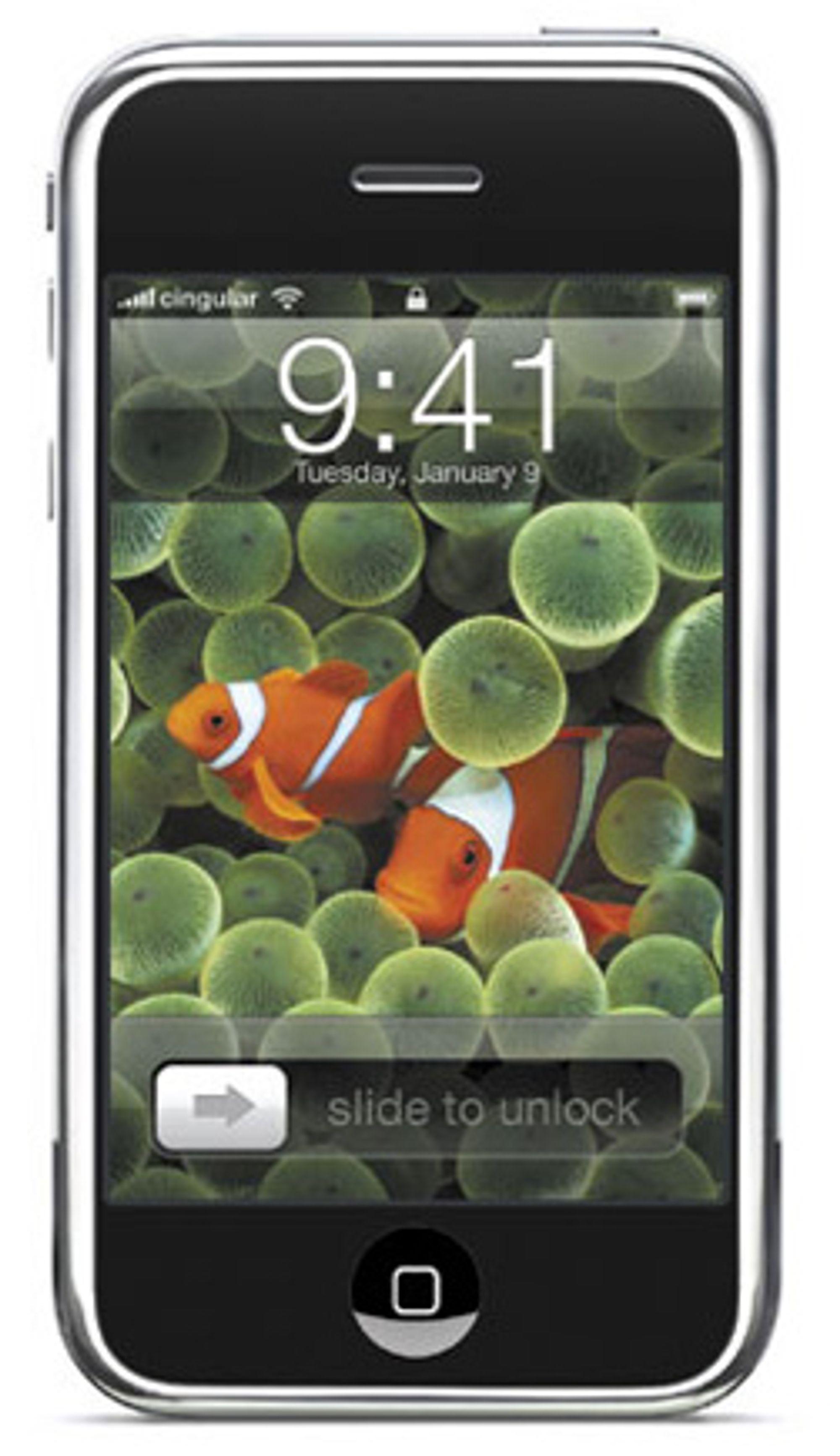 Iphone vil bli bedre neste år, spår analytiker.
