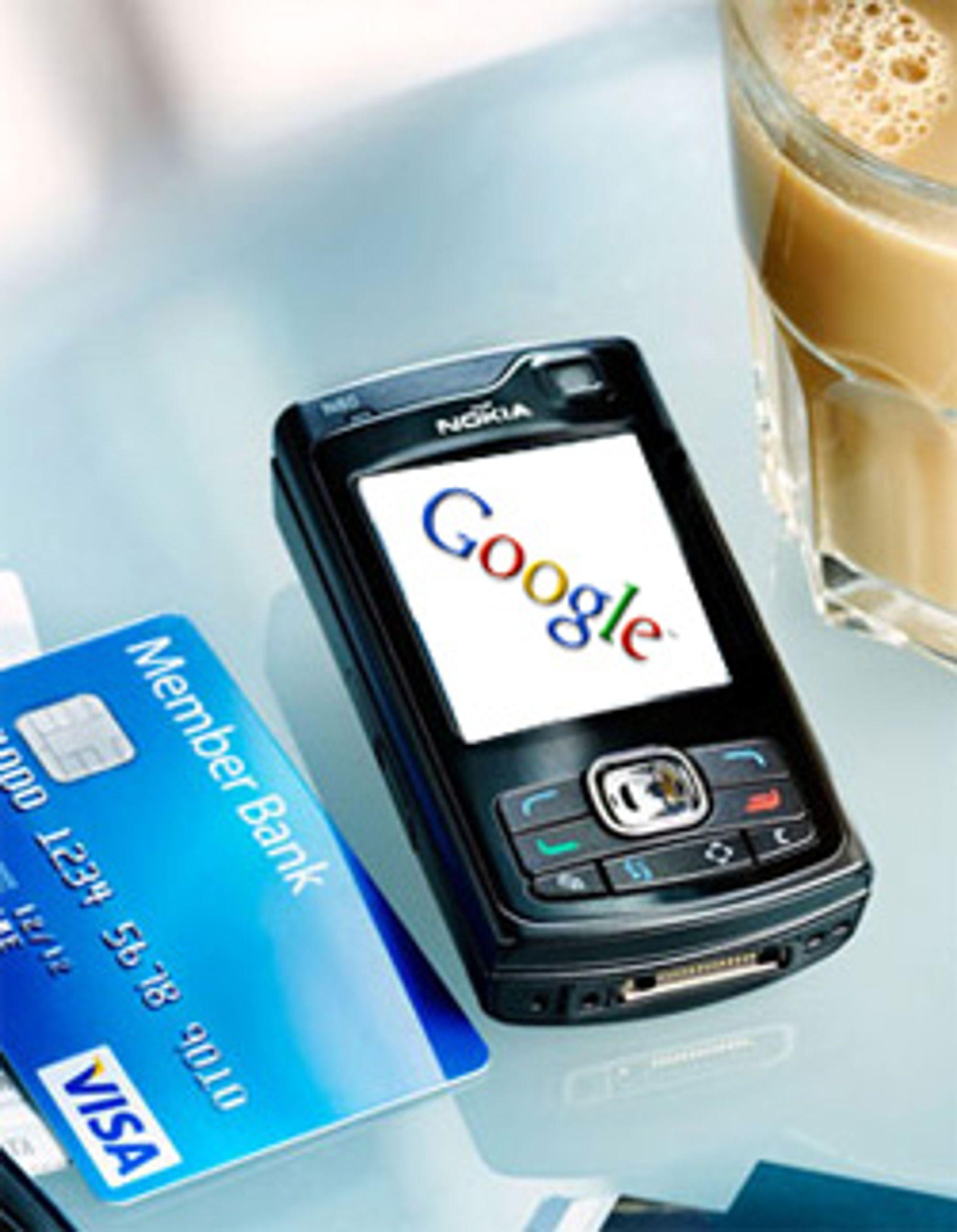 Google vil hjelpe deg å finne ringetoner til mobilen din. (Illustrasjon: Silje Gomnæs)