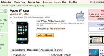 Nå kan du bestille iPhone