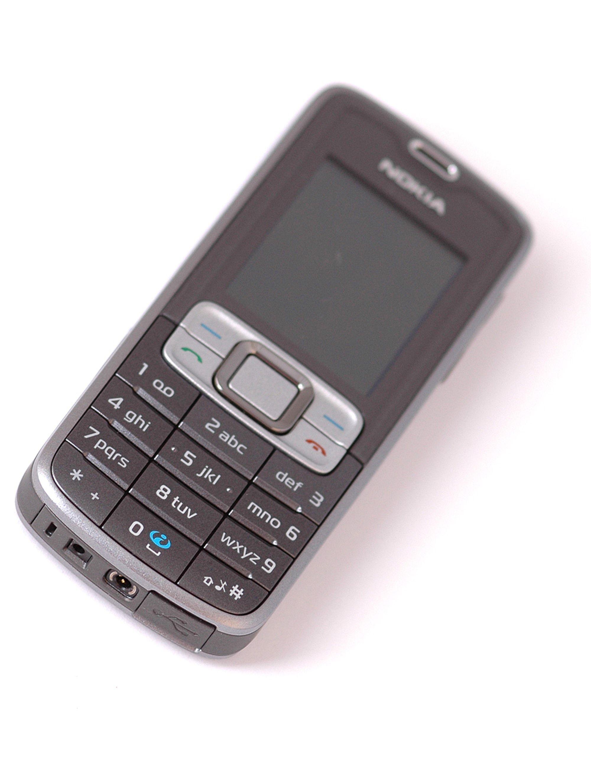Nokia 3109 classic USB