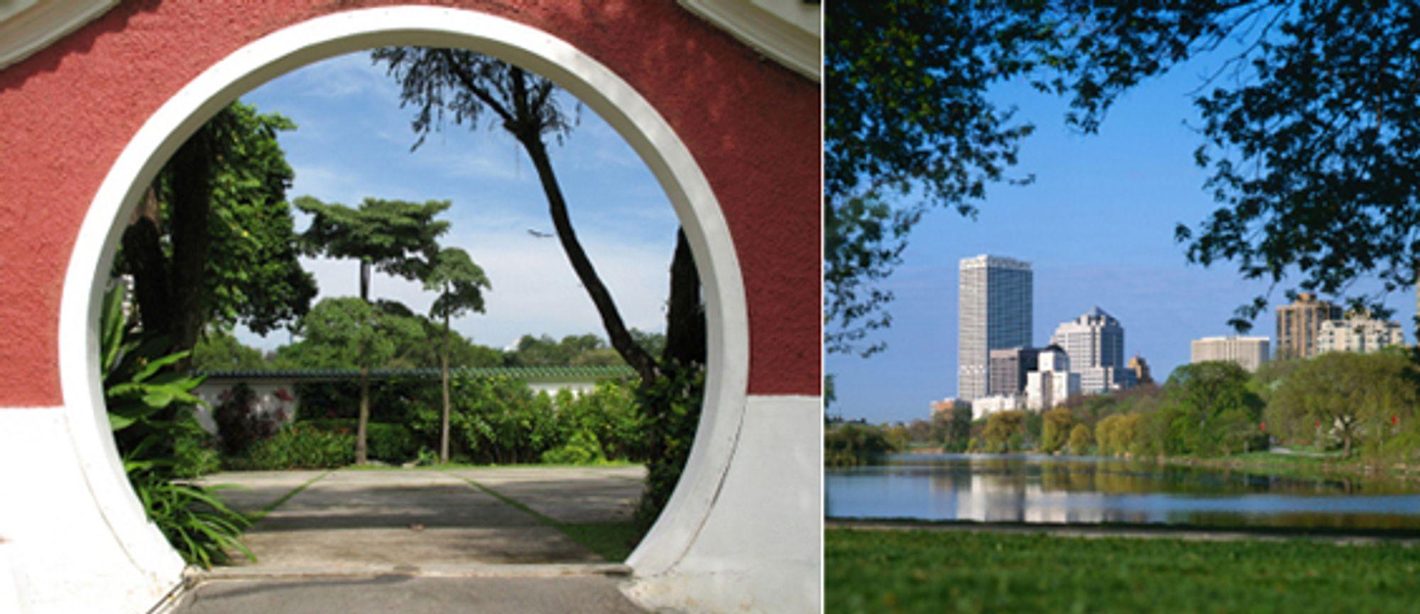 Venstre: © Pei Lin Shang<br> Høyre: © westphalia