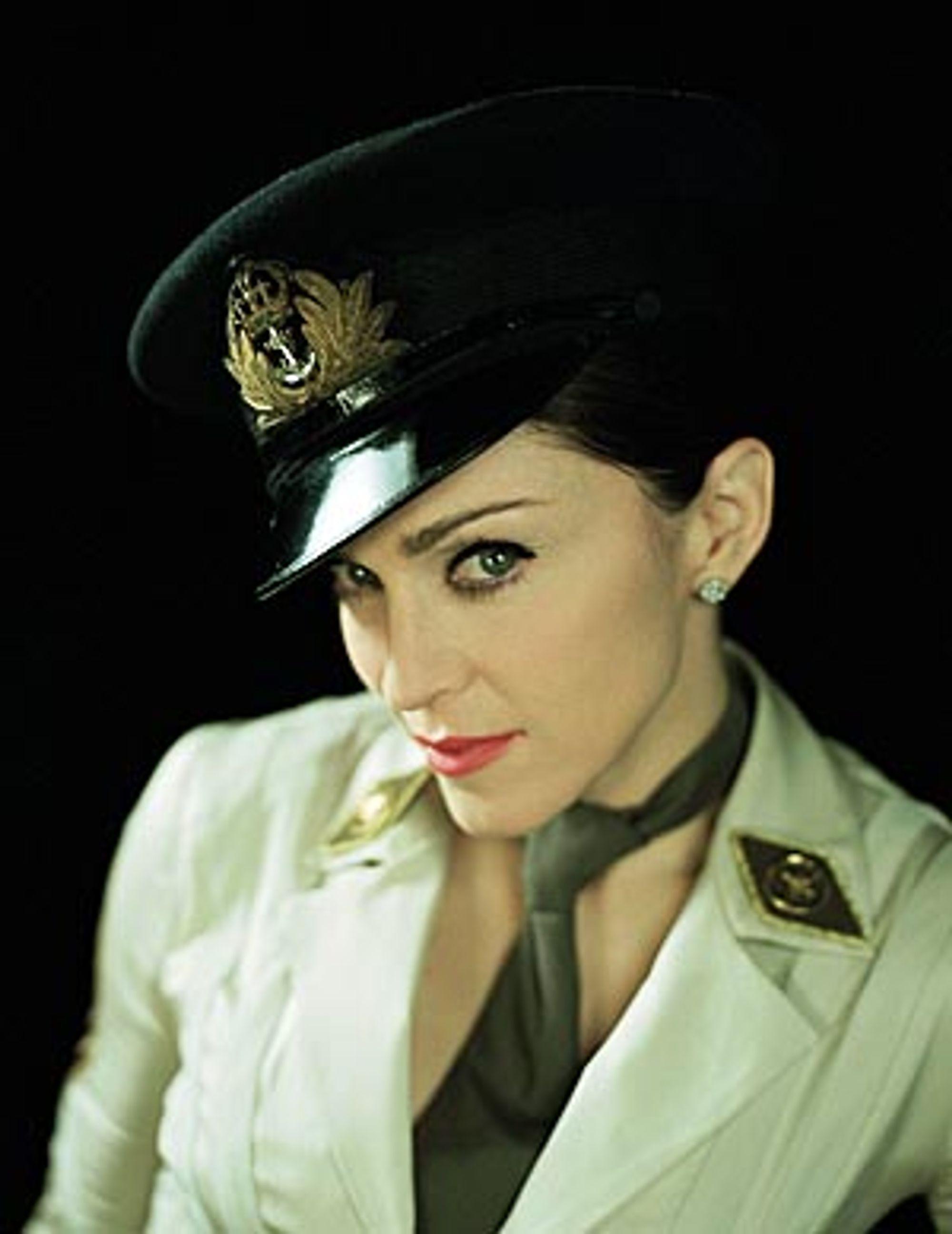 Tyve sekunder av Madonnas nye låt