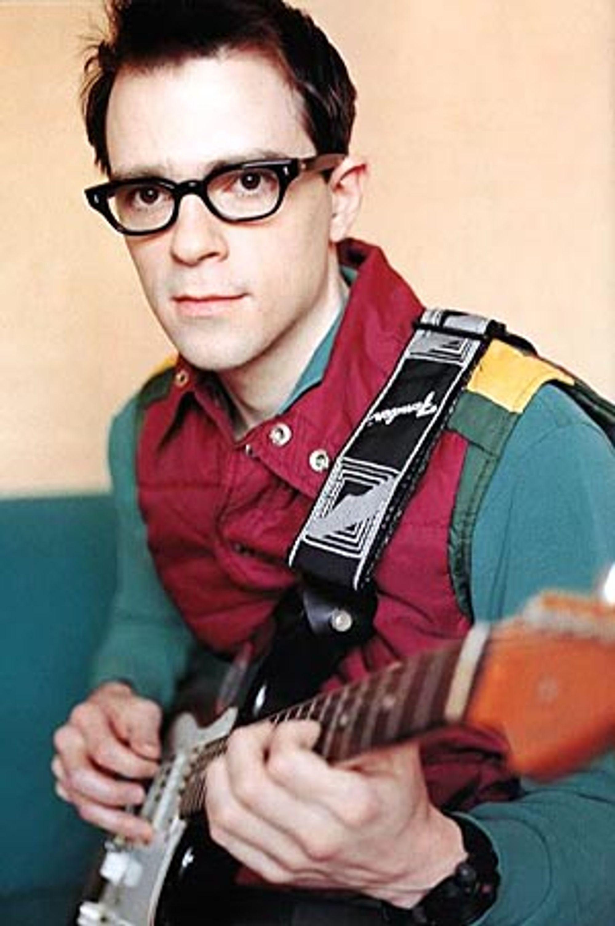 Frontfiguren i Weezer vil gjøre sine dagbøker tilgjengelig for folket.