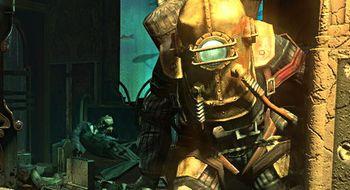 Bioshock er ferdigutviklet