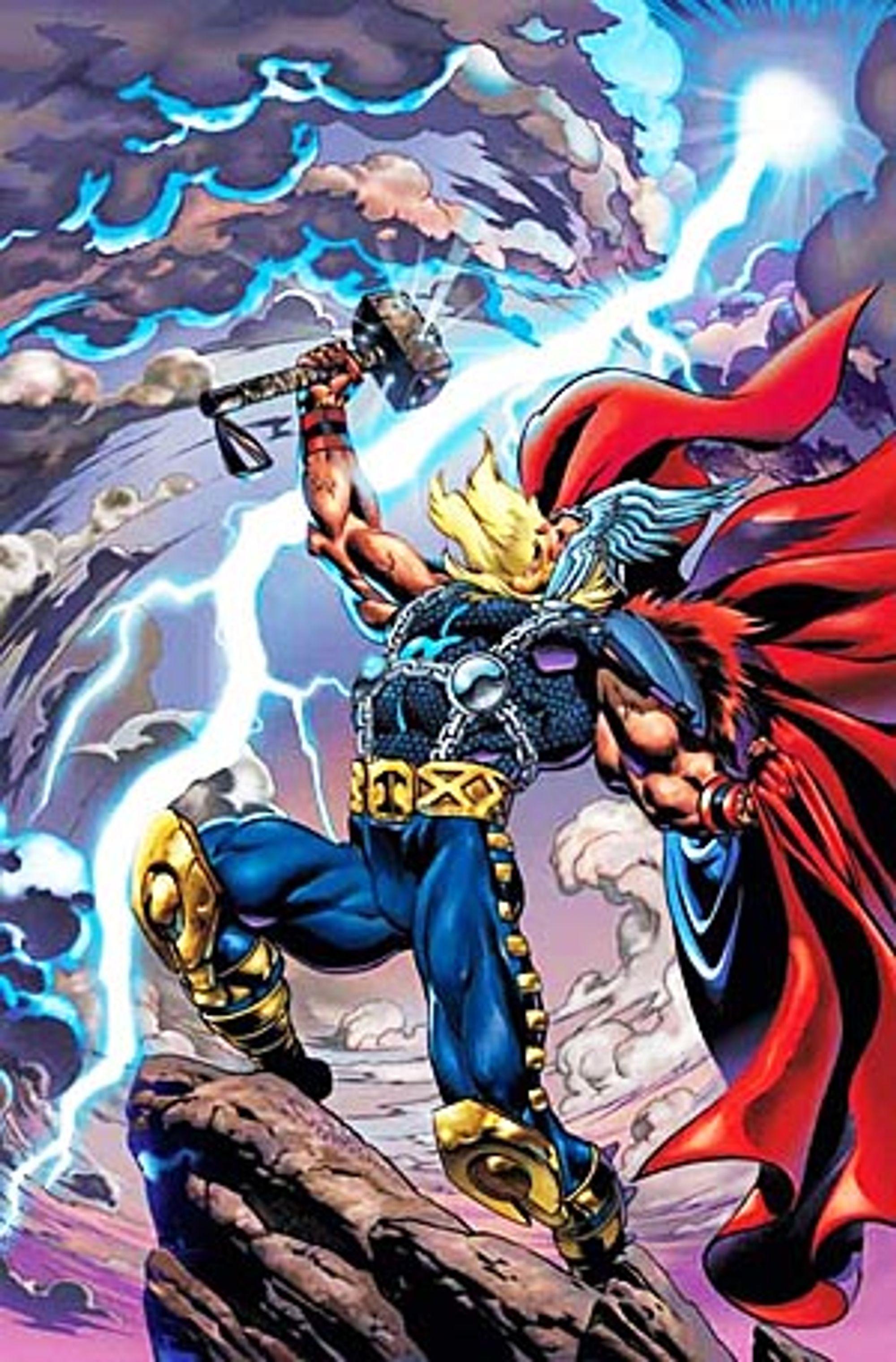 Thor med hammeren får egen film.