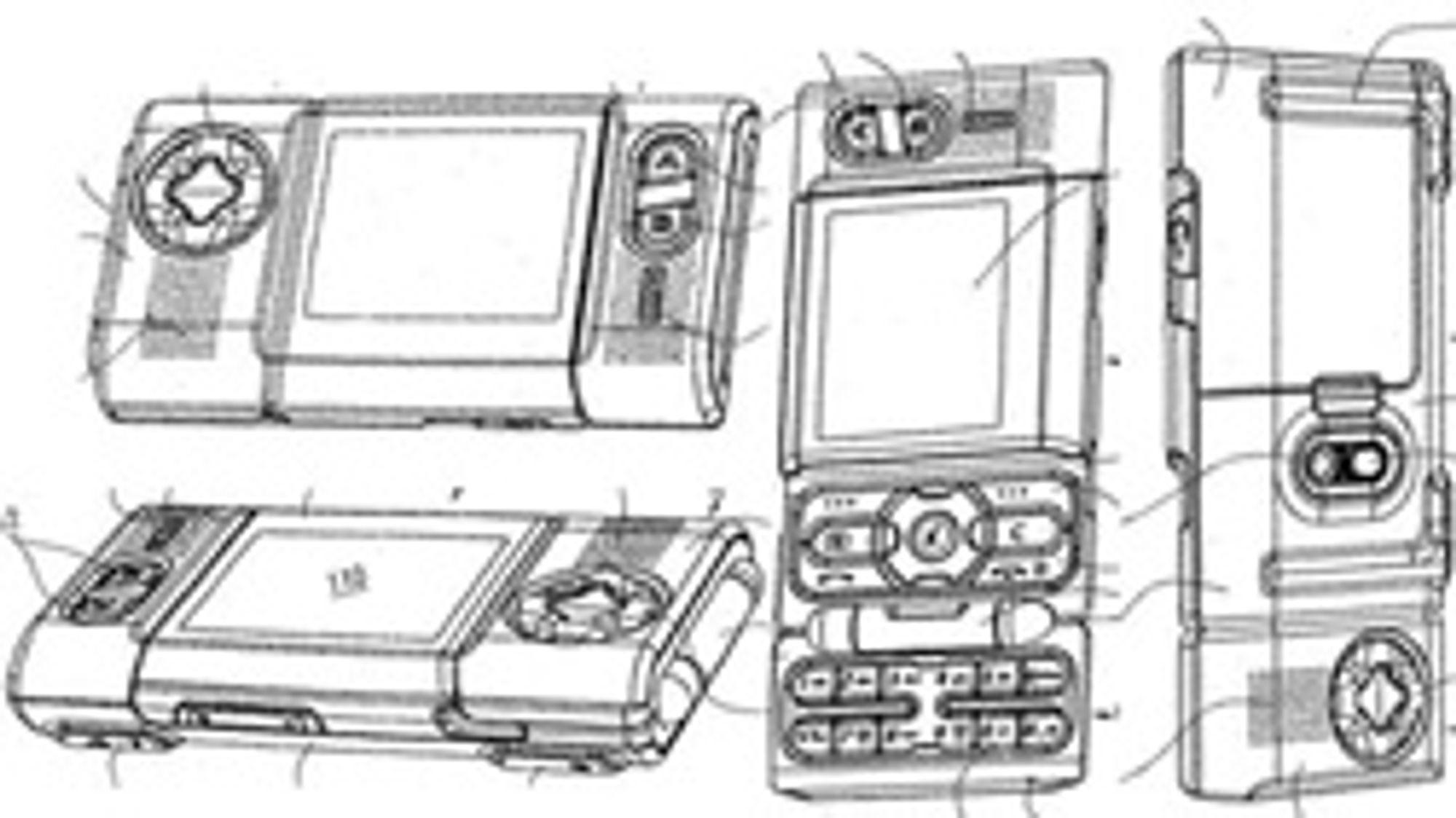 En gåtefull mobil. (Foto: Unwired View)