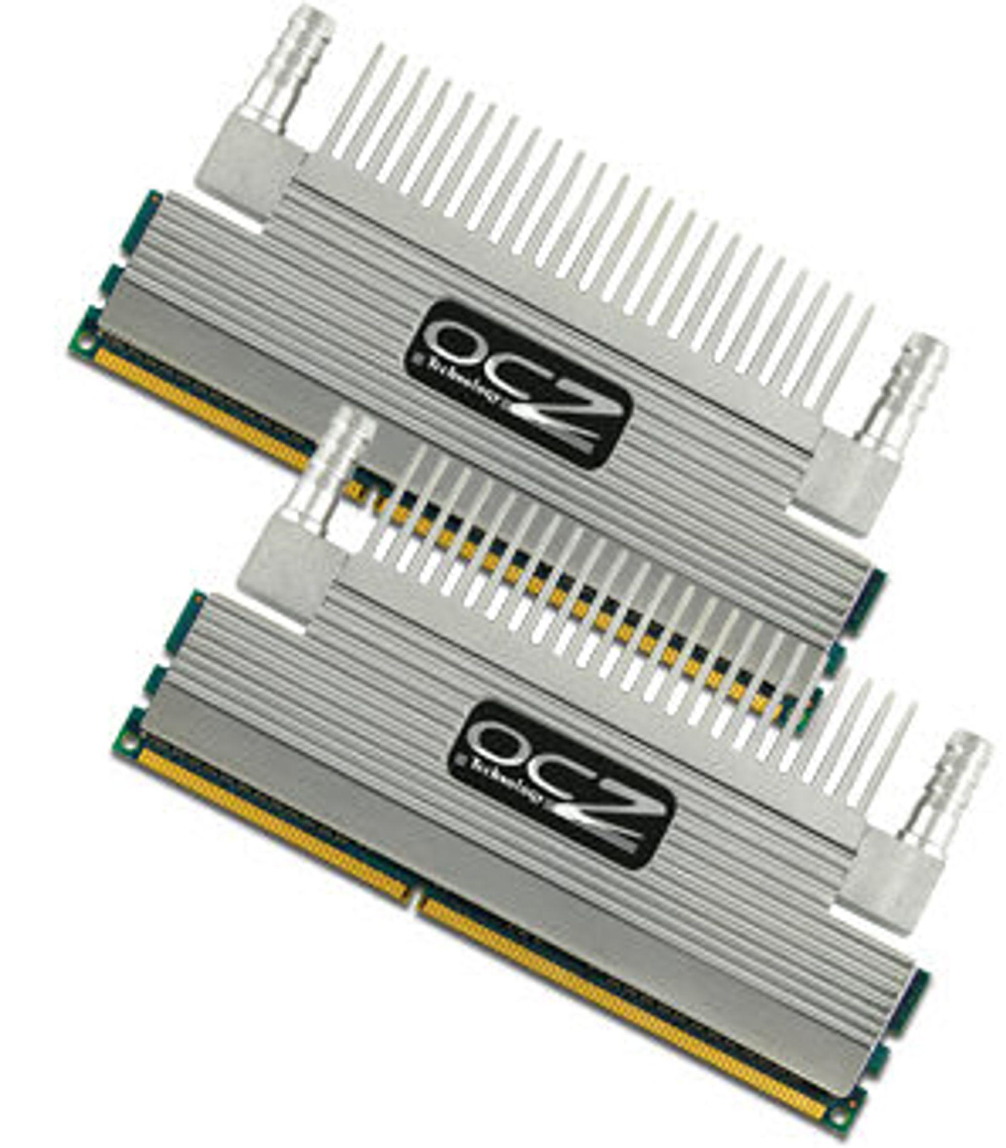 OCZ DDR3 PC3-12800 FlexXLC Edition