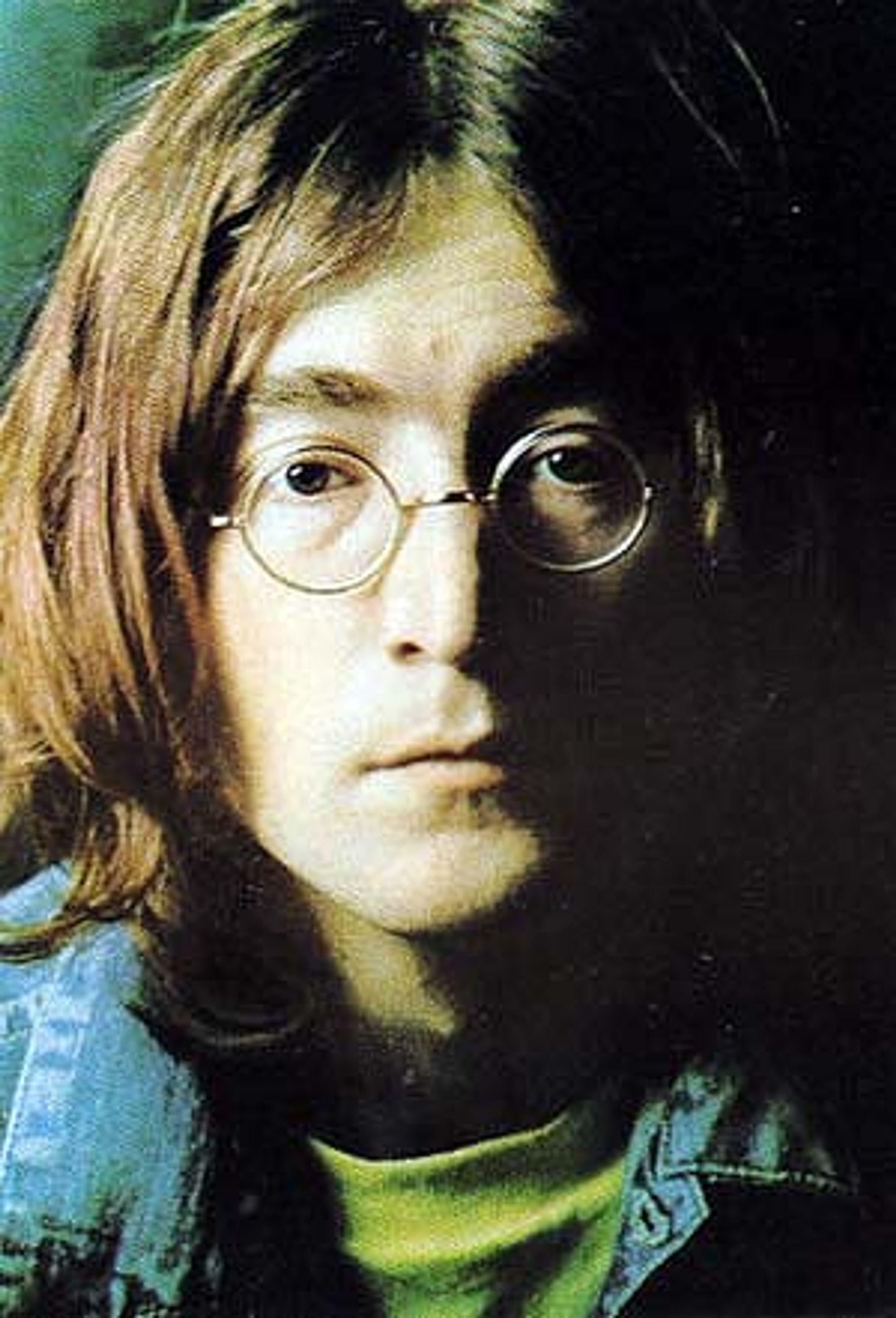 John Lennons soloverk havner på iTunes.
